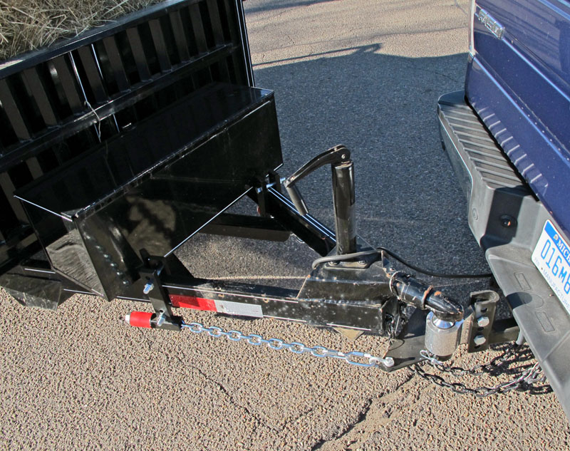 How To Hitch Travel Trailer With A Recurve Sway Bar
