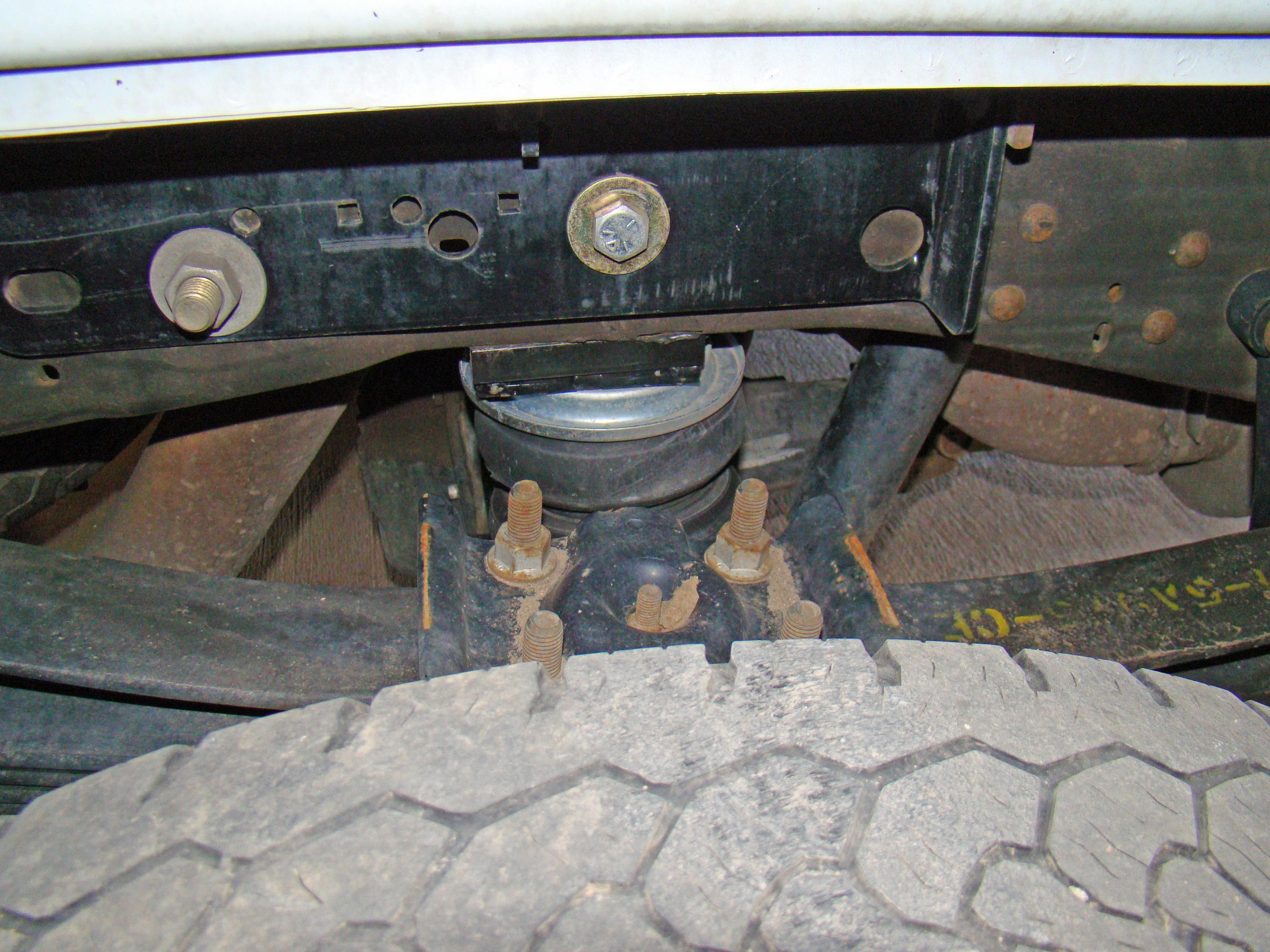 SuperSprings Truck Helper Springs Review and parison
