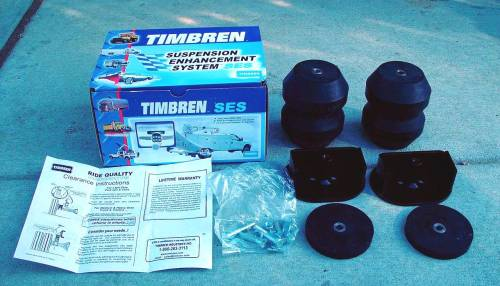 Timbren Suspension Enhancement S