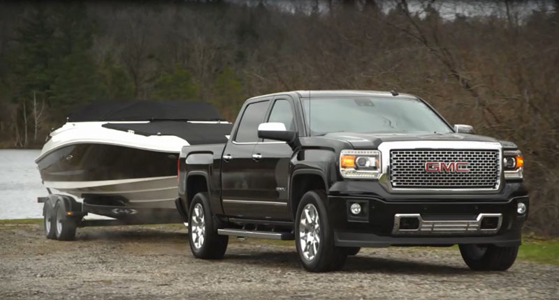 2014 Sierra 1500 | 2014 GMC | Review by Mr. Trailer