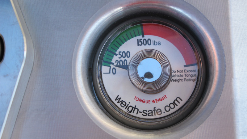 Adjustable Hitch Receiver >> Review for Weigh safe hitch scale