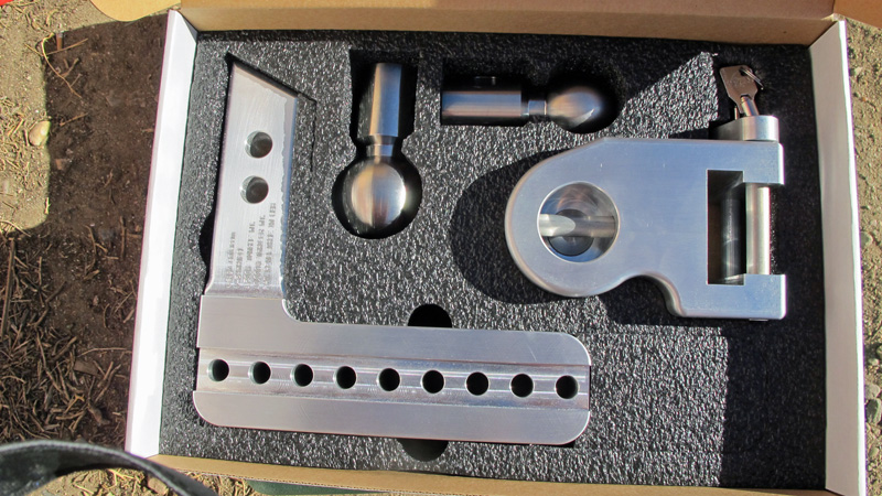 Adjustable Tow Hitch >> Review for Weigh safe hitch scale