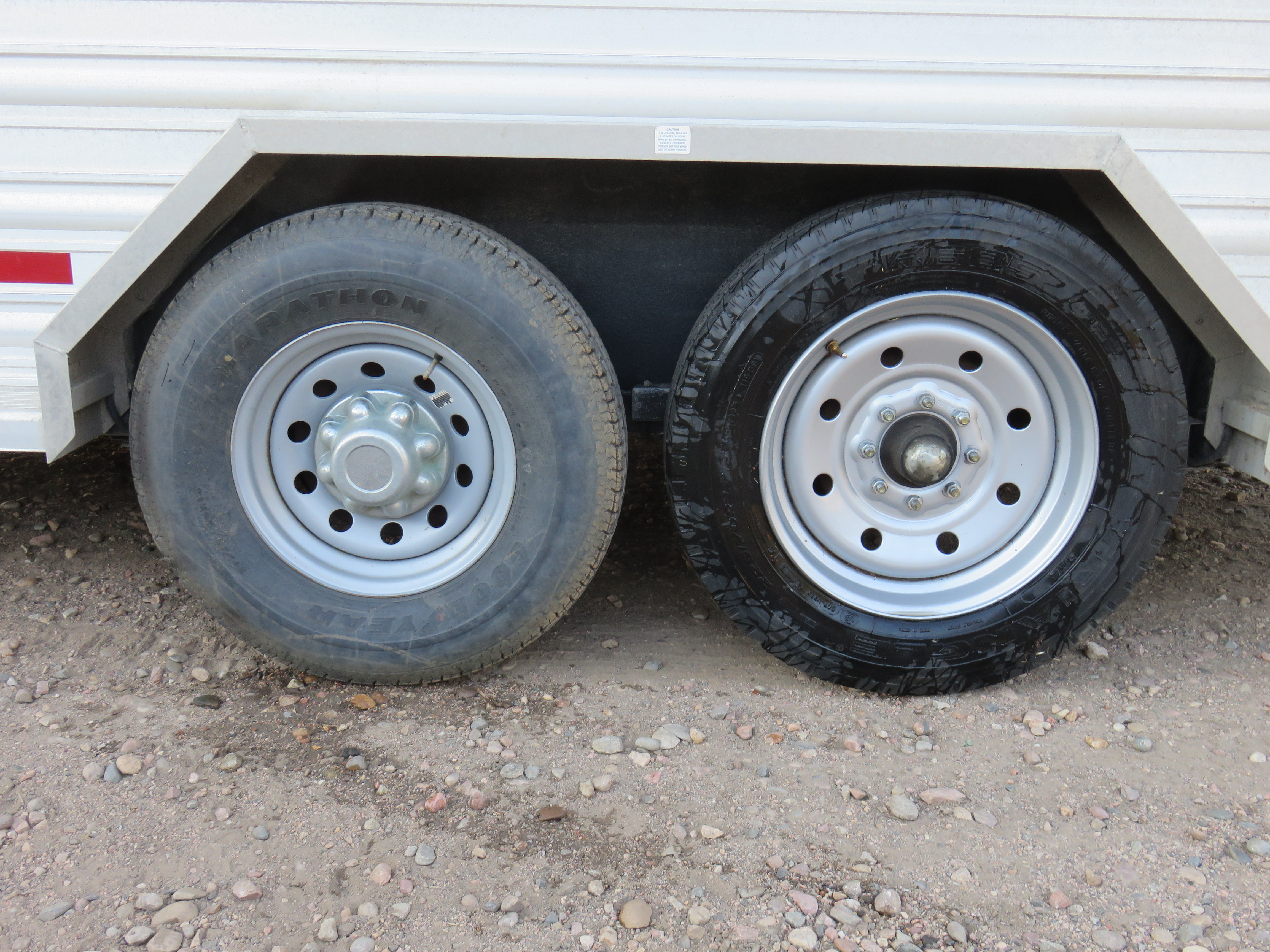 Boar Wheel And Tire Overkill Trailer Tires Welcome To Mrtrailer Com