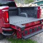 2019 GMC 1500 new tailgate